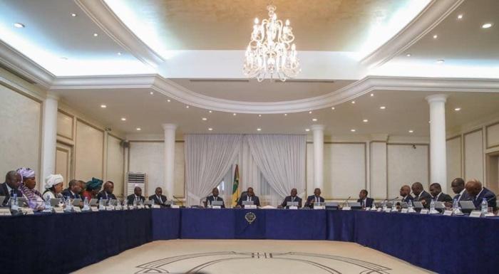 Premier conseil des ministres du nouveau gouvernement : Les confidences du président Macky Sall