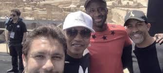 CAN 2019 : Yaya Touré et Ahmed Hassan procèderont au tirage au sort ce vendredi
