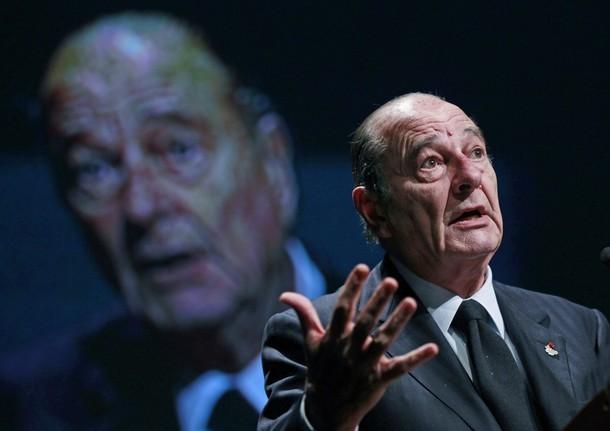 Jacques Chirac décide de porter plainte contre Robert Bourgi
