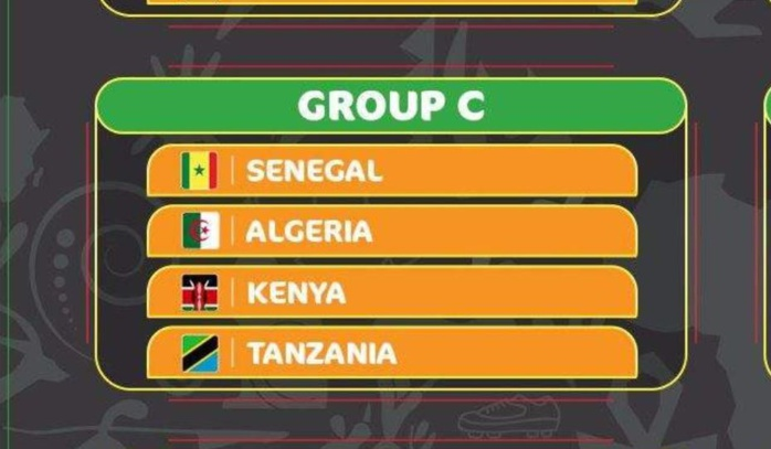 Coupe d'Afrique des Nations 2019 : Ce qu'il faut savoir sur les adversaires du Sénégal
