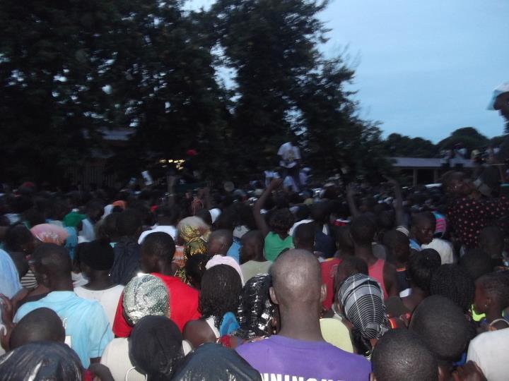 BIGNONA : Mamadou Lamine Kéita Humilié devant le Champion Balla Gaye 2 (Abdourahmane Diallo)