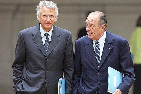 Bourgi dit avoir versé 20 millions de dollars à Chirac et Villepin