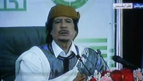 "Kadhafi: ""Il ne reste que le combat jusqu'à la victoire"""