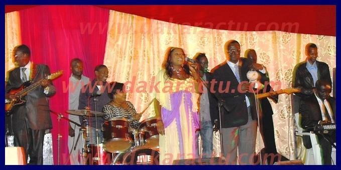 Ndéye Ndiaye Tyson, Moustapha Tall, Dr Malick Diop, Oumou Provocation à l'oeuvre...