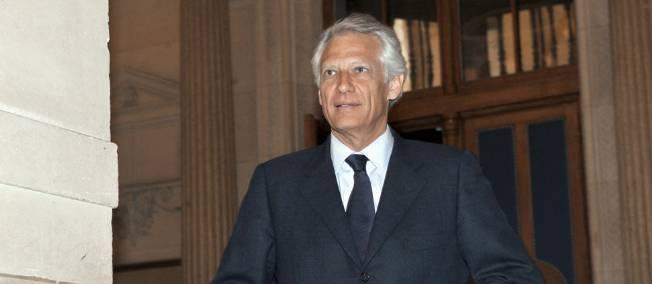 Clearstream : la relaxe de Villepin confirmée en appel