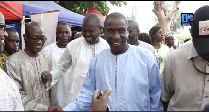 Nomination de M. Mamadou Talla au MEN : « Les résultats probants qu'il a obtenus au niveau de son poste antérieur suscitent des espoirs légitimes. » (COSYDEP)