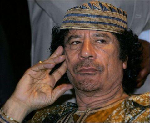 Kadhafi appelle le monde au secours de Syrte