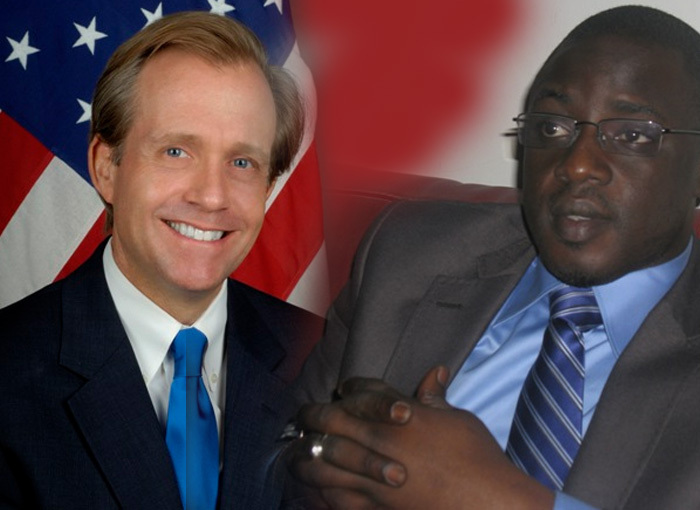Quand Bachir Diawara avoue les pressions sur l'ambassade des Etats-Unis.