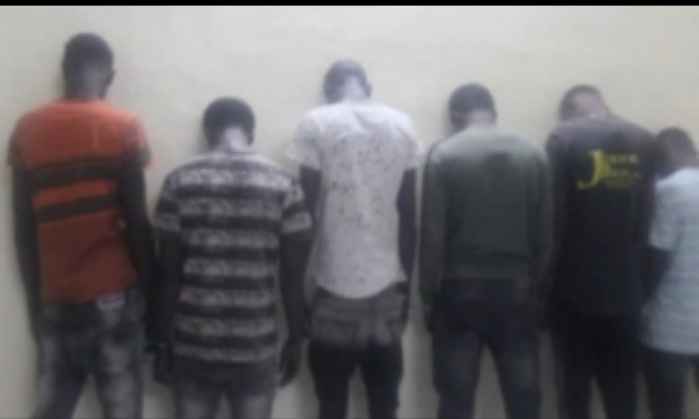 Louga : La police démantèle un gang de 6 malfaiteurs.
