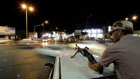 Les forces du CNT libyen sont entrées dans Syrte.