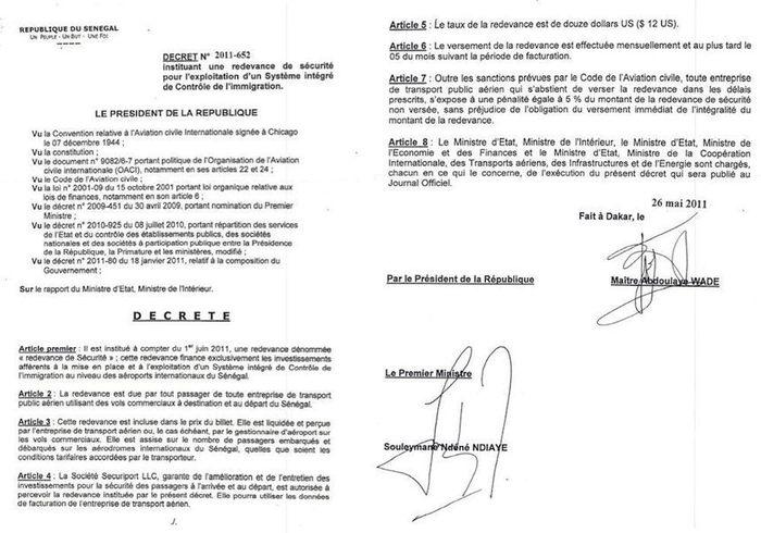 Le décret signé en catimini, la redevance et la destination des milliards (Par Cheikh Yérim Seck).