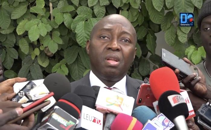 Mamadou Lamine Diallo, Mouvement «Tekki» : « Macky Sall est pris de panique et il va perdre les locales... »