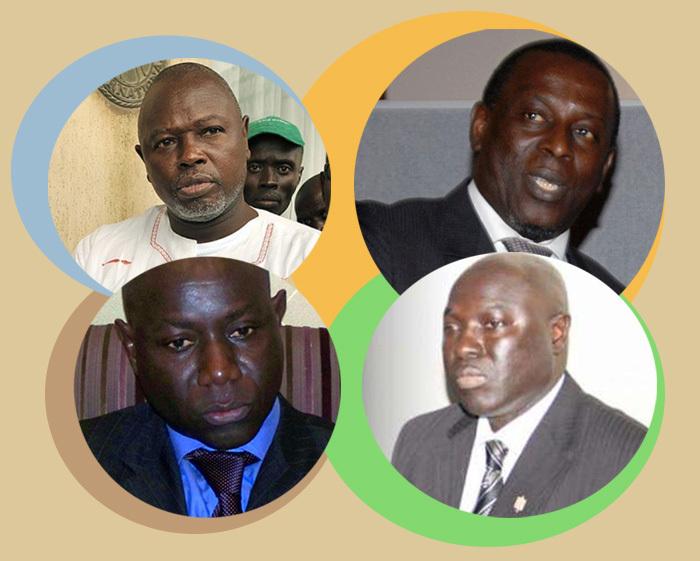 Alioune Tine, Cheikh Tidiane Gadio, Bara Tall et Arona Coumba Ndoffène Diouf en lobbying aux Etats-Unis.