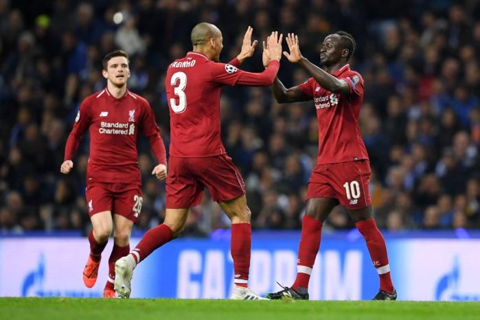 LDC : Liverpool corrige le FC Porto (4-1) et rejoint le Barça en demi-finale