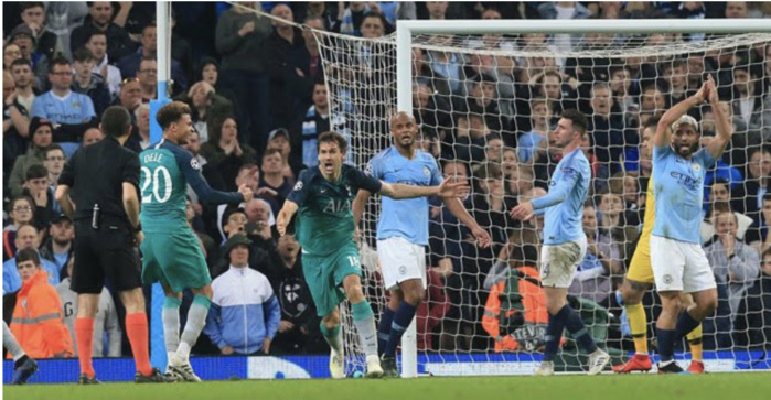LDC : À l'issue d'un match fou (3-4), Tottenham arrache sa qualification face à City