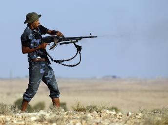 Libye: les forces du CNT perdent du terrain à Syrte et à Bani Walid