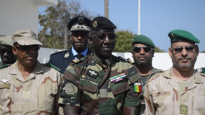 Rencontre annuelle entres les forces de défense et de sécurité de la République islamique de la Mauritanie et du Sénégal : D'importantes mesures conjointes de sécurité aux frontières ont été prises