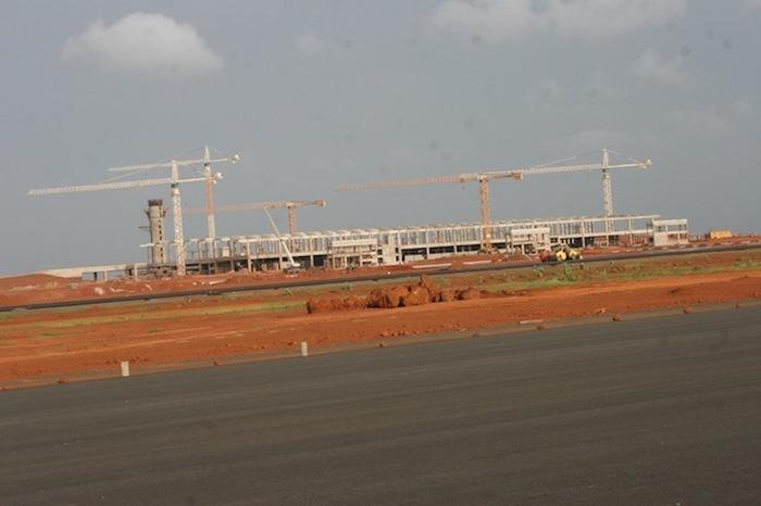 L'aéroport de Diass sera fonctionnel en… janvier 2016 (Par Cheikh Yérim Seck).