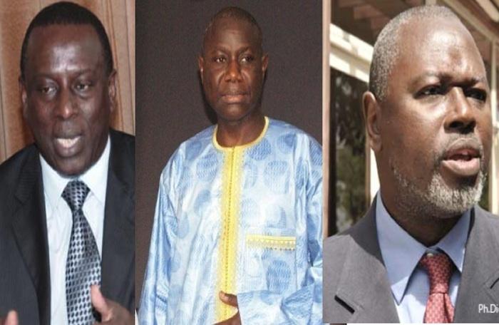 En lobbying aux Etats-Unis, Alioune Tine, Cheikh Tidiane Gadio et Bara Tall font des rencontres décisives.