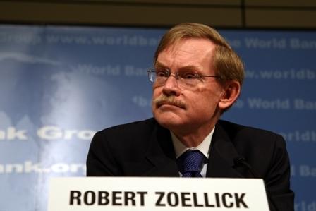« Au-delà de l'aide » ( Robert B. Zoellick – Président Groupe de la Banque mondiale )