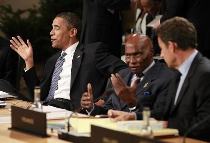 La France et les Etats-Unis pensent depuis 2009 à empêcher Wade d'être candidat.