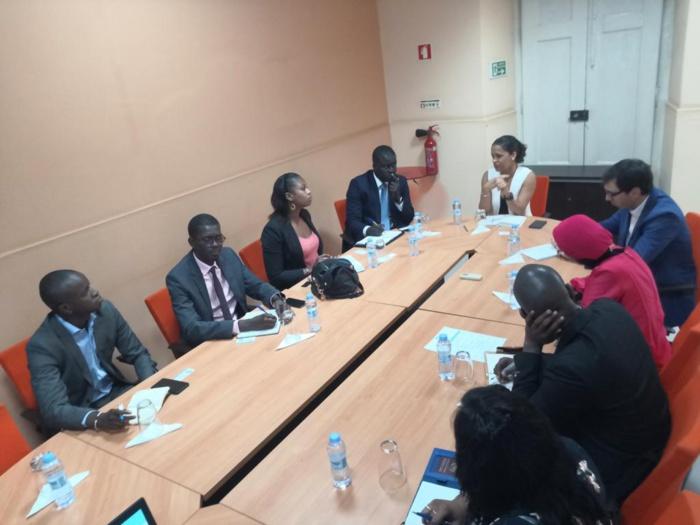 Smart Sénégal : une délégation sénégalaise en immersion dans les Maisons du citoyen au Cap-Vert