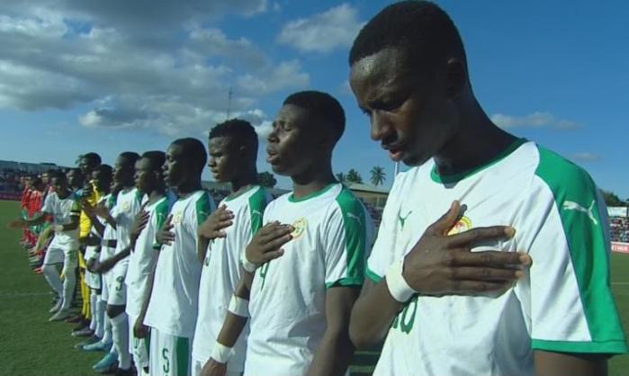 CAN U17 / Réserve contre la Guinée : Le Sénégal débouté...