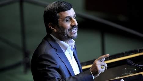 Les Occidentaux quittent la salle pendant le discours d'Ahmadinejad