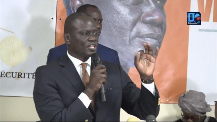 Démission de Abdourahmane Diouf : Balle à terre!!