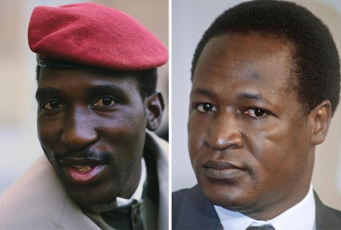 Thomas Sankara et Blaise Compaoré : Je t'aime… moi non plus