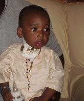 Bébé Modou au Pays de la Téranga