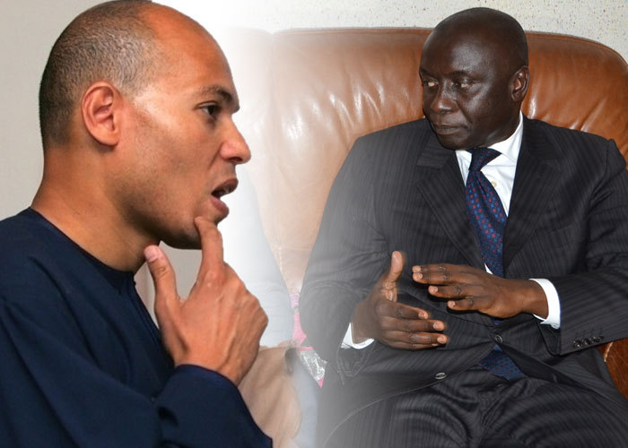 Les dessous de la rencontre Idrissa Seck - Karim Wade à Paris