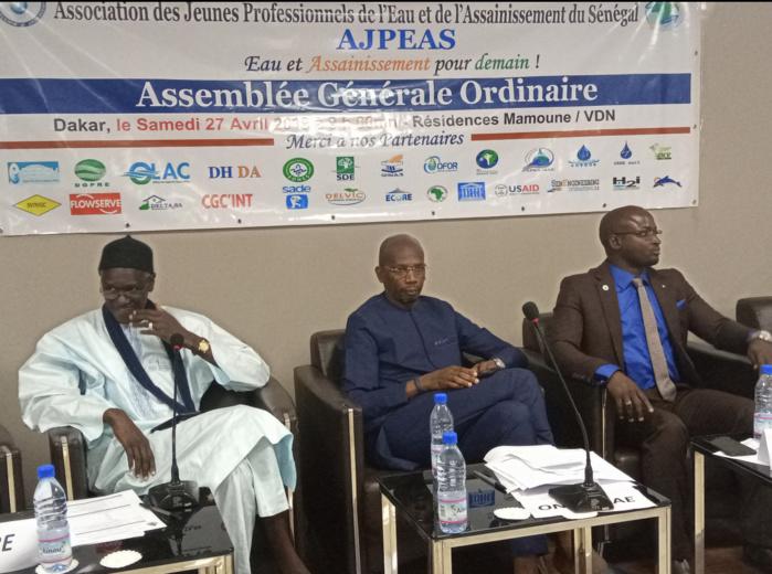 Eau et assainissement : Les professionnels du secteur se penchent sur les enjeux et défis en vue du Forum mondial de l'eau 20-21