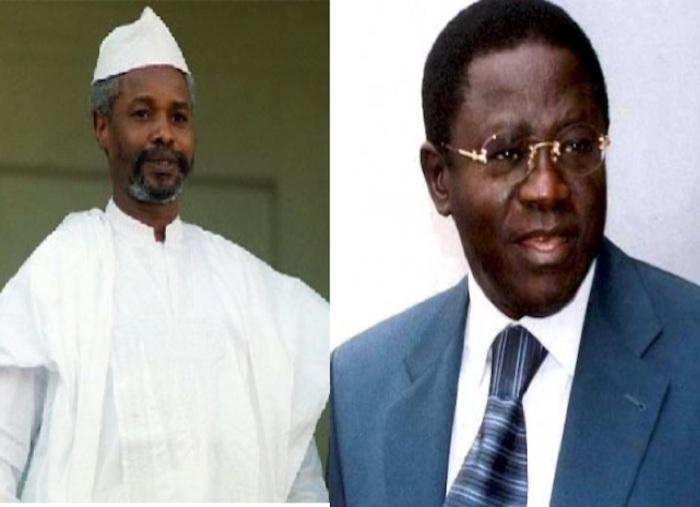 Hissène Habré, Pape Diop et d'autres... Qui est ce Hubert qui cambriole chez les gros bonnets ?