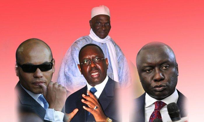 Abdoulaye Wade, Idrissa Seck, Macky Sall et Karim Wade : jeu d'échecs à distance (Par Cheikh Yérim Seck).