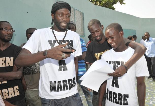 «Y'en a marre» ou les défis d'une génération galère (Professeur Moustapha Kassé).