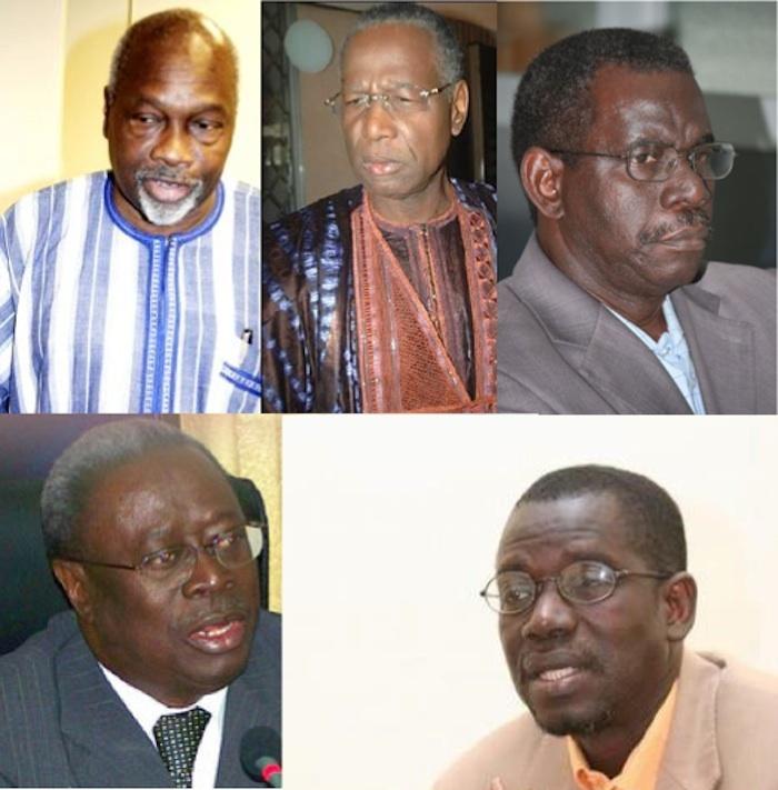 Les 5 sages réussiront-ils à arracher la candidature unique ?