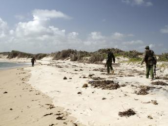 Française enlevée au Kenya: les ravisseurs, blessés, rejoignent la Somalie