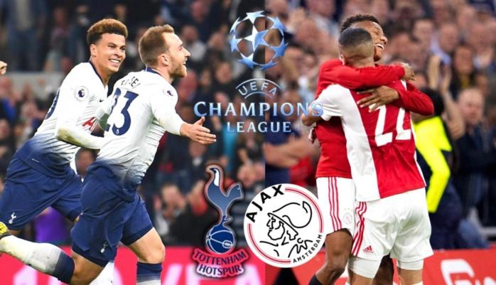 Demi-finales LDC aller / Tottenham – Ajax : Les compositions probables