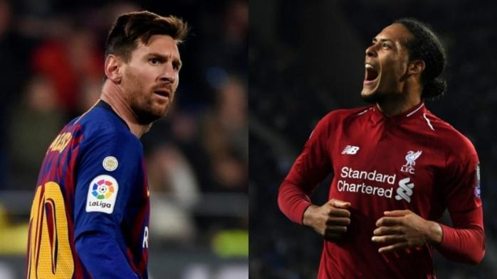 Lionel Messi - Van Djik : Duel entre le meilleur joueur du monde et l'actuel meilleur défenseur ?