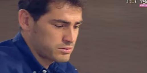 Porto : Iker Casillas opéré en urgence d'un infarctus du myocarde