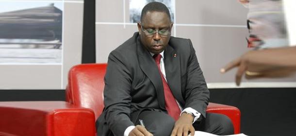 Macky Sall dément avoir déclaré vouloir être le candidat du PDS. (AUDIO)