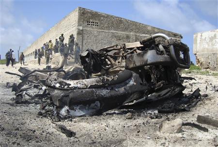 Somalie: Au moins 65 morts après l'attaque de bâtiments gouvernementaux à Mogadiscio