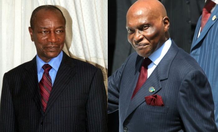 Les bombes d'Alpha Condé contre le pouvoir sénégalais.