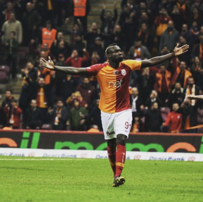 SuperLig / Galatasaray : Le meilleur buteur du championnat, Mbaye Diagne zappé du onze-type de l'année