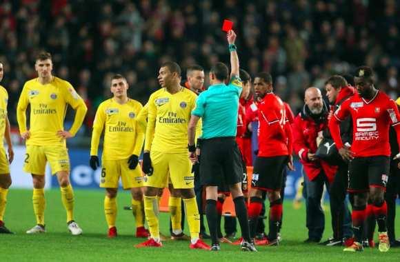Ligue 1 / PSG : Kylian Mbappé suspendu 3 matches