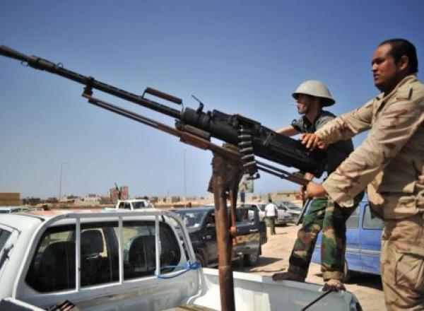 Libye: violents affrontements dans l'ouest