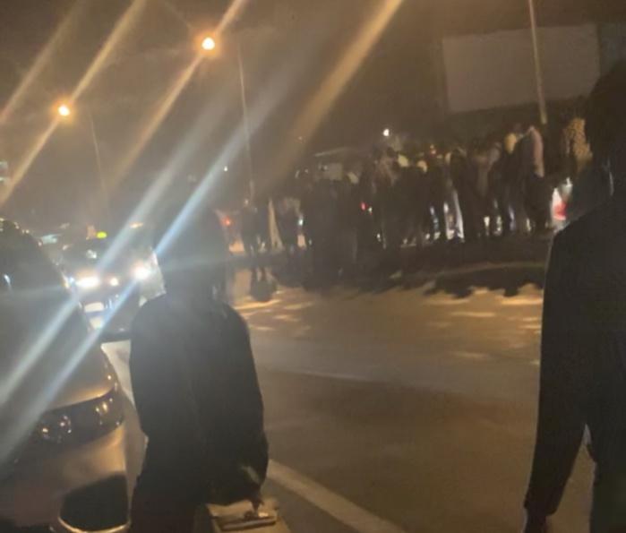 Urgent : Accident mortel sur la VDN à hauteur du Cices