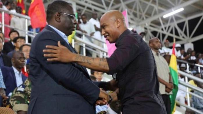 El Hadji Ousseynou Diouf reconduit Ambassadeur itinérant par Macky Sall