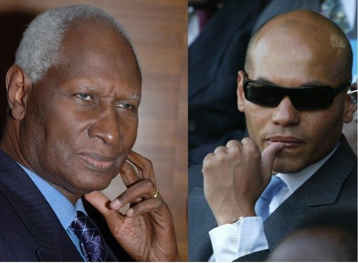 Pourquoi Abdou Diouf a-t-il donné un coup de main à Karim Wade ?